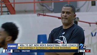 Morgan State Basketball coach's contract not renewed