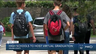 Collier County host virtual graduation
