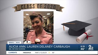 Class of 2020: Alicia Ann & Lauren Delaney Carbaugh