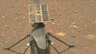 Future Missions Planned After Historic First Flight On Mars