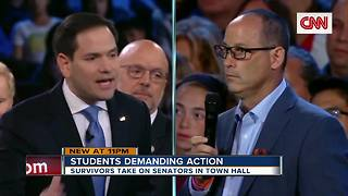 Students,parents,teachers demand answers at town hall - Video