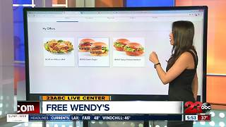 BOGO Wendy's Deal with the App - Video