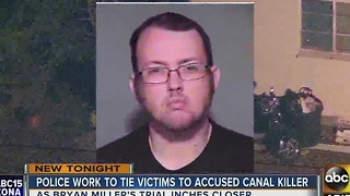 Families feel pressure as accused canal killer's trial approaches - Video