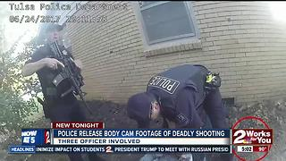 Police release body cam footage of deadly shooting