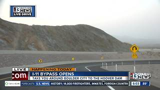 Interstate 11 opening Aug. 9