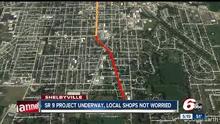 Road resurfacing project underway in Shelbyville - Video