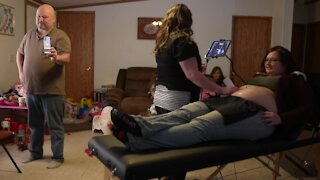 Michigan Mobile Ultrasound provides house calls to families expecting a baby