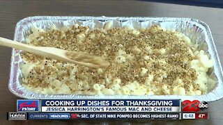 Foodie Friday: Jessica Harrington's famous macaroni and cheese