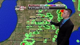 Dustin's Forecast 6-15 - Video