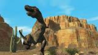 Scientists Identify New Dino - Video