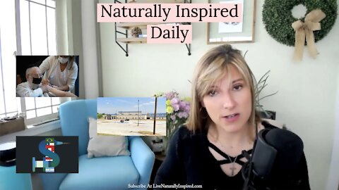 Naturally Inspired Daily - Australian Navy Cover Up, Texas School & Annual Vaccine Event