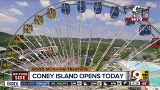 Coney Island to open with 155-foot SkyWheel - Video