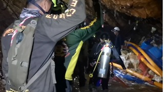 Reports Say Seventh Boy Rescued From Flooded Thai Cave - Video