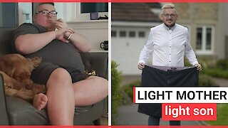 A man loses whopping 11-and-a-half stone
