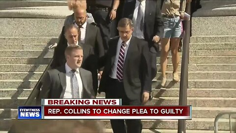 Chris Collins to enter guilty plea in insider trading case