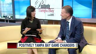 Positively Tampa Bay Game Changers: Launch - Video