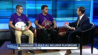 PREVIEW: Fundraiser to build all inclusive playground - Video