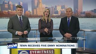 7 EWN Receives Five Emmy Nominations - Video