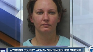 Perry woman sentenced for murder of former friend - Video