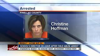 Former Pinellas County principal who sent racially insensitive email now accused of child abuse - Video