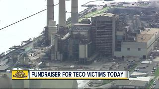 Community comes together to help families of victims in TECO industrial accident - Video