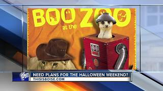 What To Do: Halloween weekend events in the Treasure Valley - Video