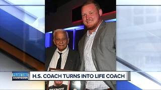 For T.J. Lang, high school coach Al Fracassa turned into life coach - Video