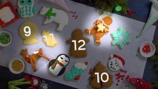 12 Sugar Cookies of Christmas - Video