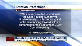 What Kern County residents should know about the evictions protections