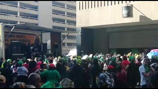 ANCWL holds separate march to protest gender-based violence (wCe)
