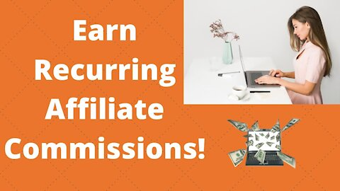 2 Hot Selling Affiliate Programs That Pay Recurring Commissions!