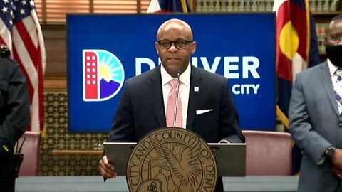Denver mayor, police chief address Thursday night protests