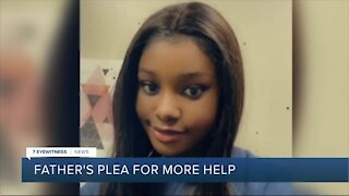 Father of Saniyya Dennis pleads for Old Falls Street businesses to submit surveillance footage