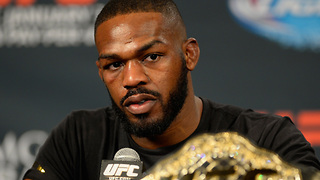 Jon 'Bones' Jones Snitches on Other Athletes for Doing Cocaine - Video