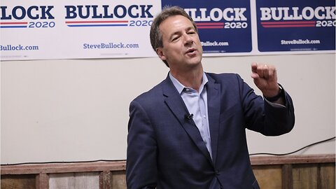 Bullock wants on the debate stage