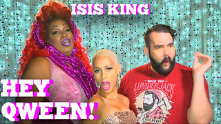 IsisKing on HEY QWEEN! with Jonny McGovern PROMO - Video