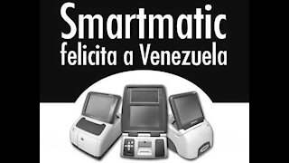 Proof That Smartmatic Voting Machines Were Created By Communists to Overthrow the Will of the People
