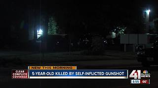 Young boy reportedly shoots, kills himself in KC - Video