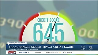 FICO has updated how they calculate credit scores: Here's what it means for you