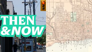 You Won't Believe What Toronto's Queen Street West & Ossington Looked Like