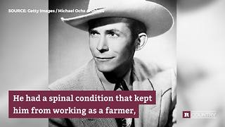 Getting to know Hank Williams | Rare Country - Video
