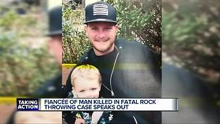 Michigan teens charged in rock-throwing death were playing 'dinging' game - Video