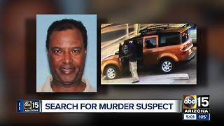 Man sought after wife found dead in Phoenix apartment