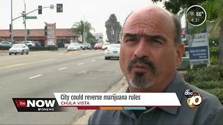 Chula Vista to Consider Allowing Pot Shops - Video