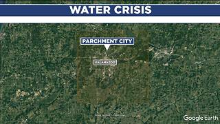 2 Michigan communities told to stop using contaminated water - Video
