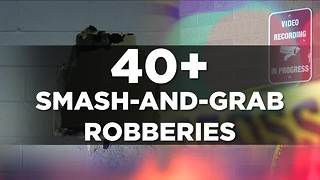 Drugs taken from Walgreens Pharmacy during latest smash-and-grab robbery