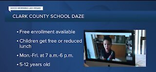 Clark County school daze program