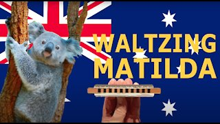 How to Play Waltzing Matilda on the Harmonica