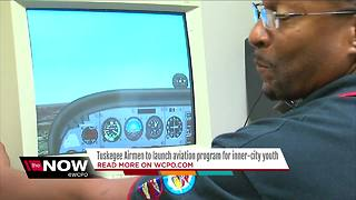 Greater Cincinnati Tuskegee Airmen youth aviation program - Video