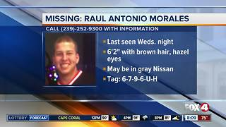 Collier County Missing Man